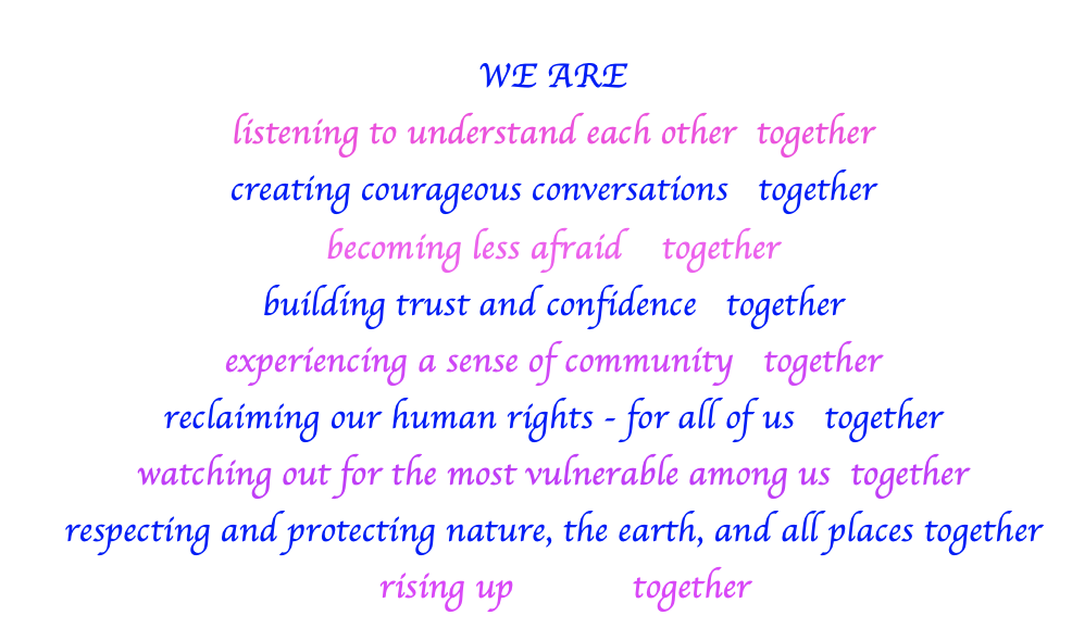 We Are Together